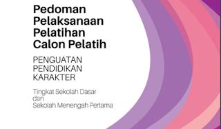GAMBAR Modul pelatihan penguatan pendidikan karakter (PPK) sekolah tahun 2017