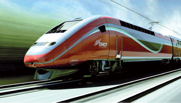Le Maroc aura son TGV dès l'été 2018.