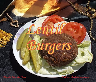 lentil burgers recipe for meatless meals photo by candy dorsey