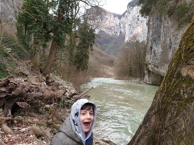 le grotte di Frasassi con i bambini