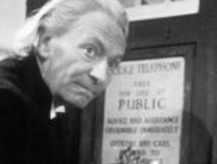 William Harnell first Dr. Who