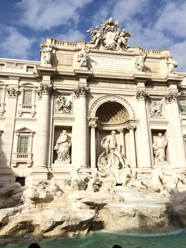3 days in Rome - Fontana di Trevi