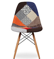 Mẫu ghế eames bọc đệm đẹp giá rẻ hà nội