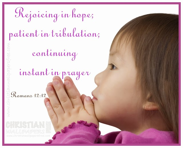 Rejoice in Hope Bible Verse