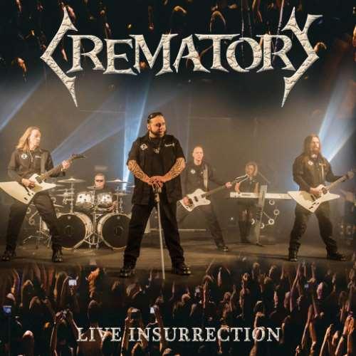 CREMATORY: Live CD/DVD τον Σεπτέμβριο