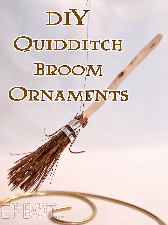 quidditch harry potter broom - photo #7