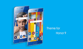 Huawei Honor 9 pack themes
