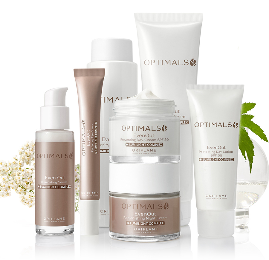 Optimals Even Out da Oriflame