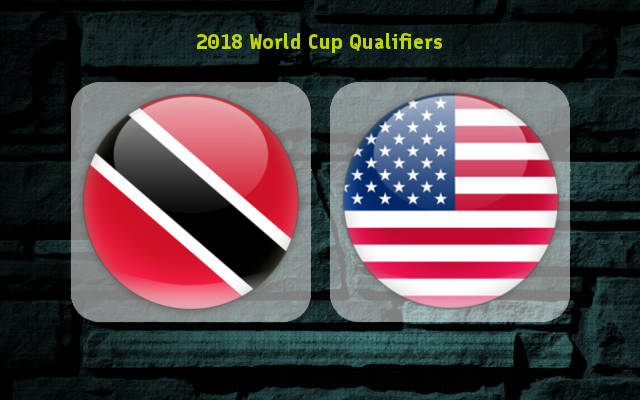 Trinidad and Tobago vs USA Full Match & Highlights 11 October 2017