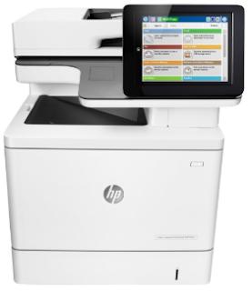 HP Color LaserJet Enterprise MFP M577f Télécharger Pilote Gratuit Pour Mac