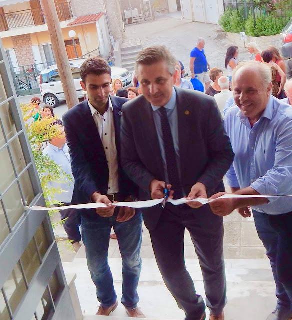 Άρτα: Άνοιξαν Τις Πόρτες Τους Οι Νέες Ιδιόκτητες Εγκαταστάσεις Του Δημοτικού Ωδείου Άρτας