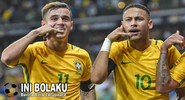#KerenMana?, Statistik Philippe Coutinho vs Neymar