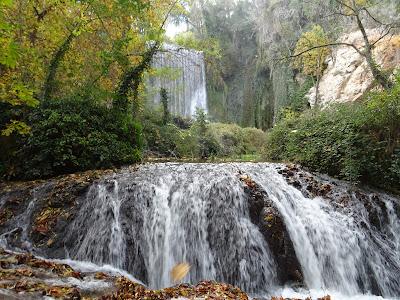 Baño de Diana en El Monasterio de Piedra