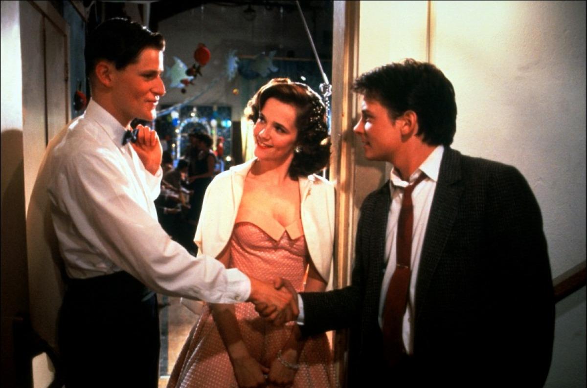 Wedding Scene From Time Traveler S Wife