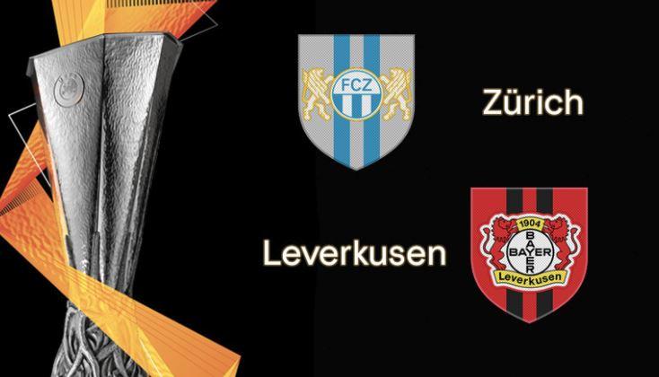 แทงบอล วิเคราะห์บอล ยูโรป้า ลีก : เอฟซี ซูริค vs เลเวอร์คูเซ่น