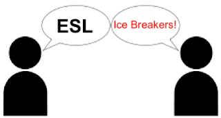 First Class ice breaker
