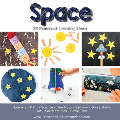 Space Preschool Theme