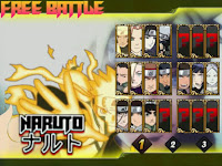 Download Naruto Senki MOD Ninja Senki 2 Full Character Apk Game Terbaru