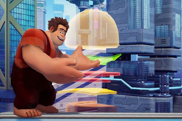 Simulador de Detona Ralph no Disney Springs