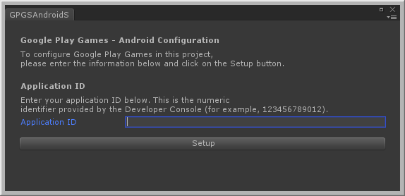 Google Play Game Service For Unity In Android Step1 Gpgs