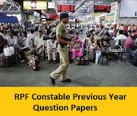 RPF Constable Previous Year Question Papers