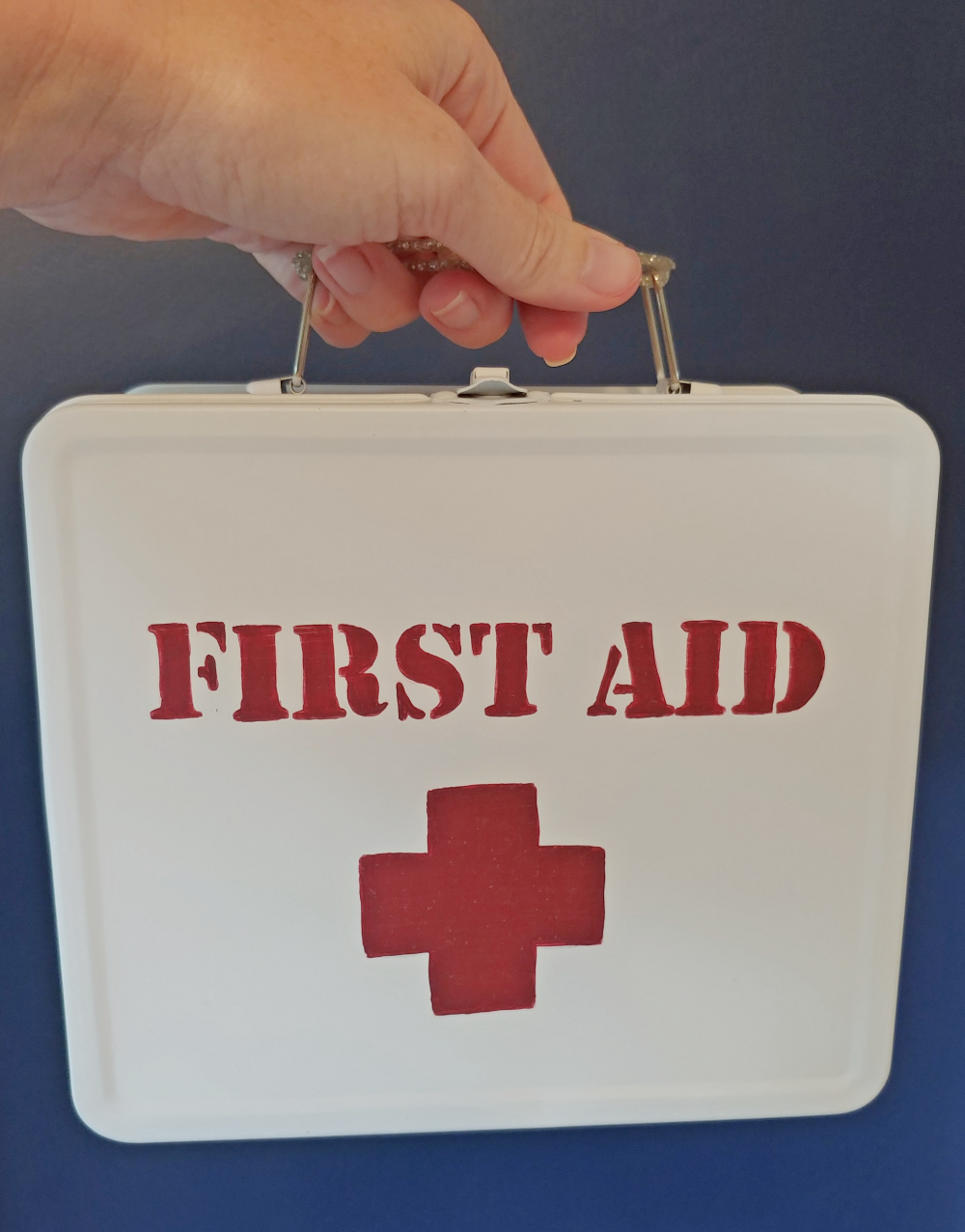 DIY First Aid Kit
