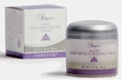 Art. 311 - SONYA ALOE DEEP MOISTURIZING CREAM - CC 0,133