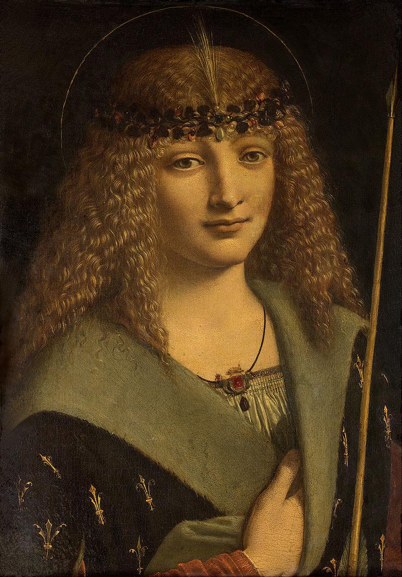 Giorgione et al giorgione boy with an arrow or st for The giovanni