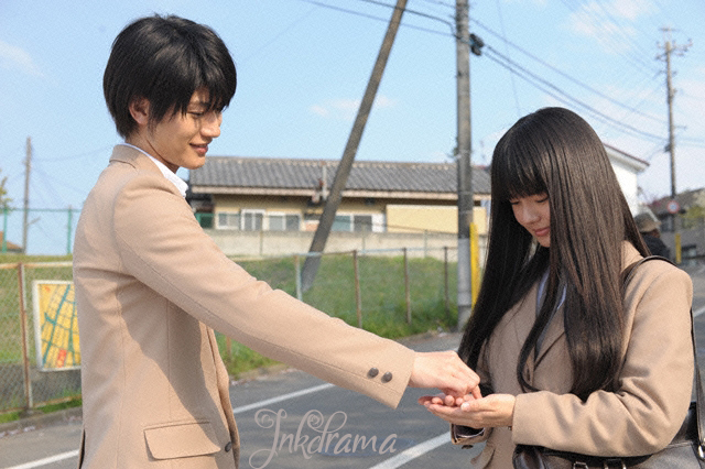 Movie Jepang Romantic From Me To You / Kimi Ni Todoke / 君 に 届 け (2010)