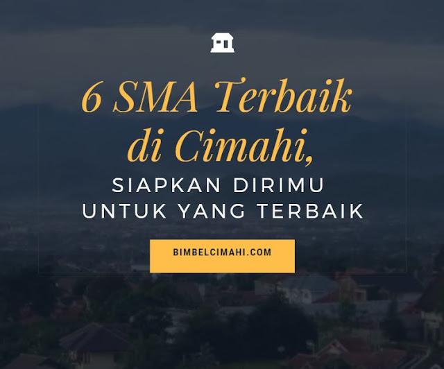 SMA Terbaik di Cimahi