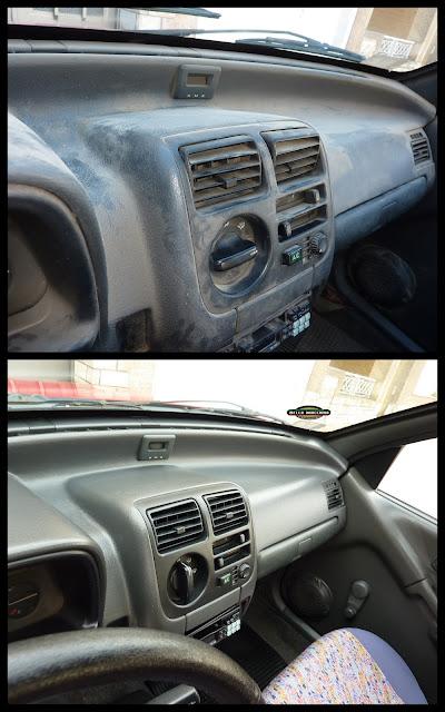 como se limpian los conductos de ventilacion de un coche