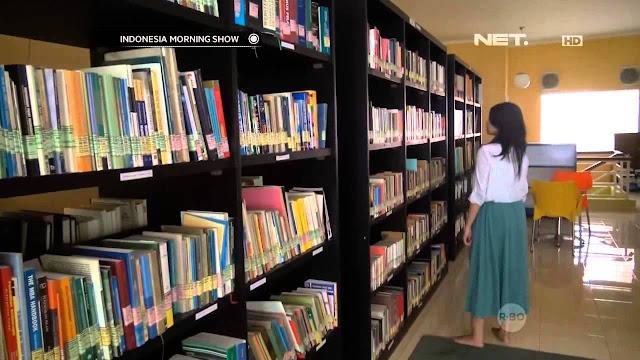 Rumah Bagi Para Penikmat Buku (1)