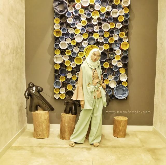 Dress Set Antiiqa Hijab