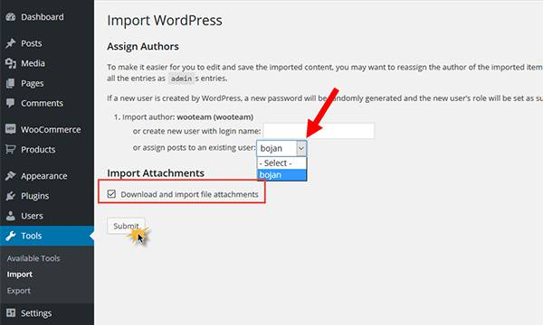 import posts