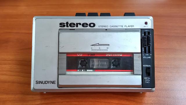 Walkman Sinudyne PD-551
