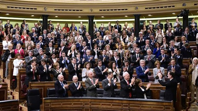 Spain's Prime Minister Mariano Rajoy forms new government