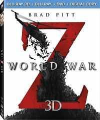 World War Z (2013) Full 3D Movies Download Hindi Dubbed 1.7GB 720p BluRay