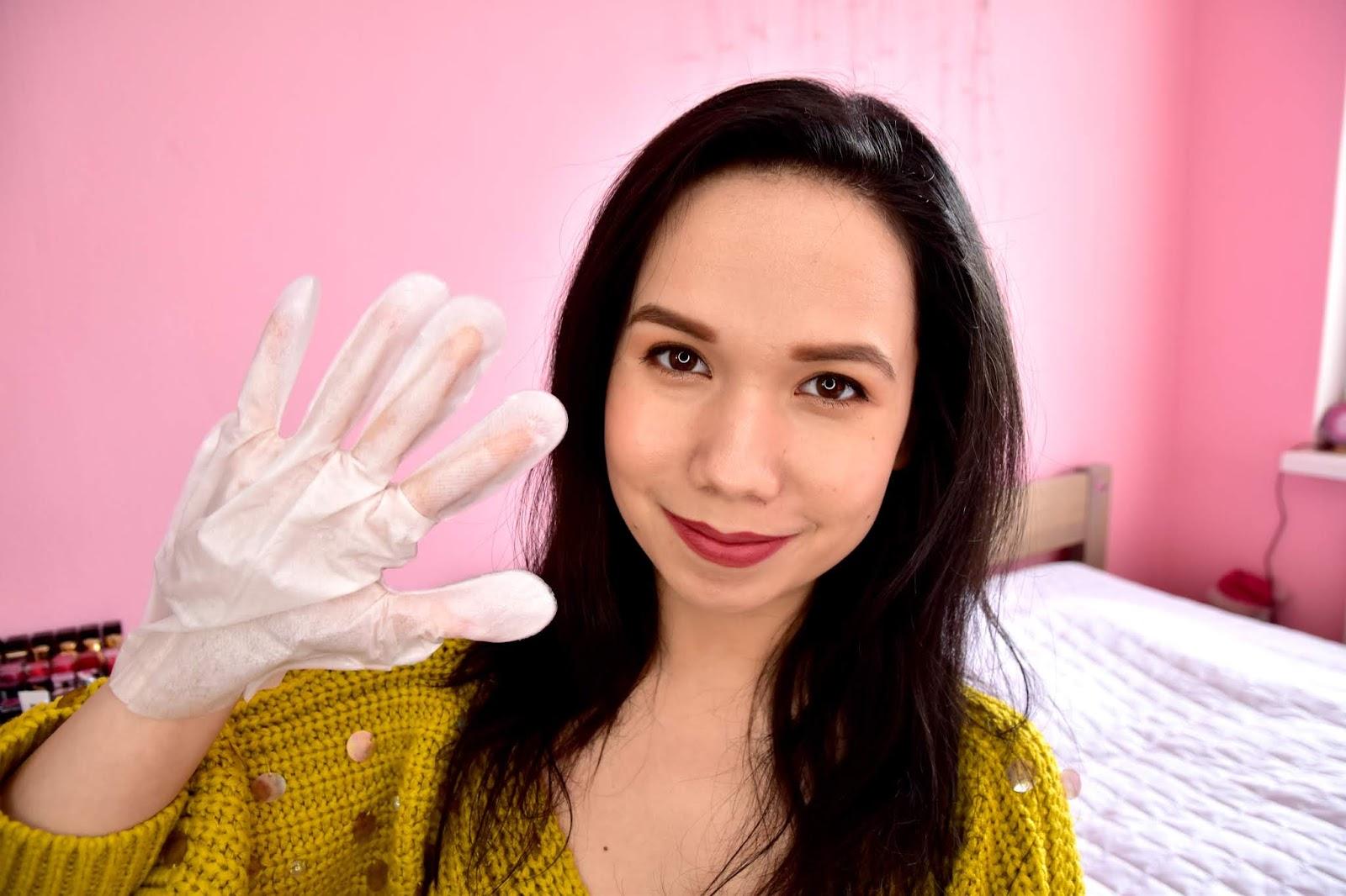 Lbiotica maska na ruky