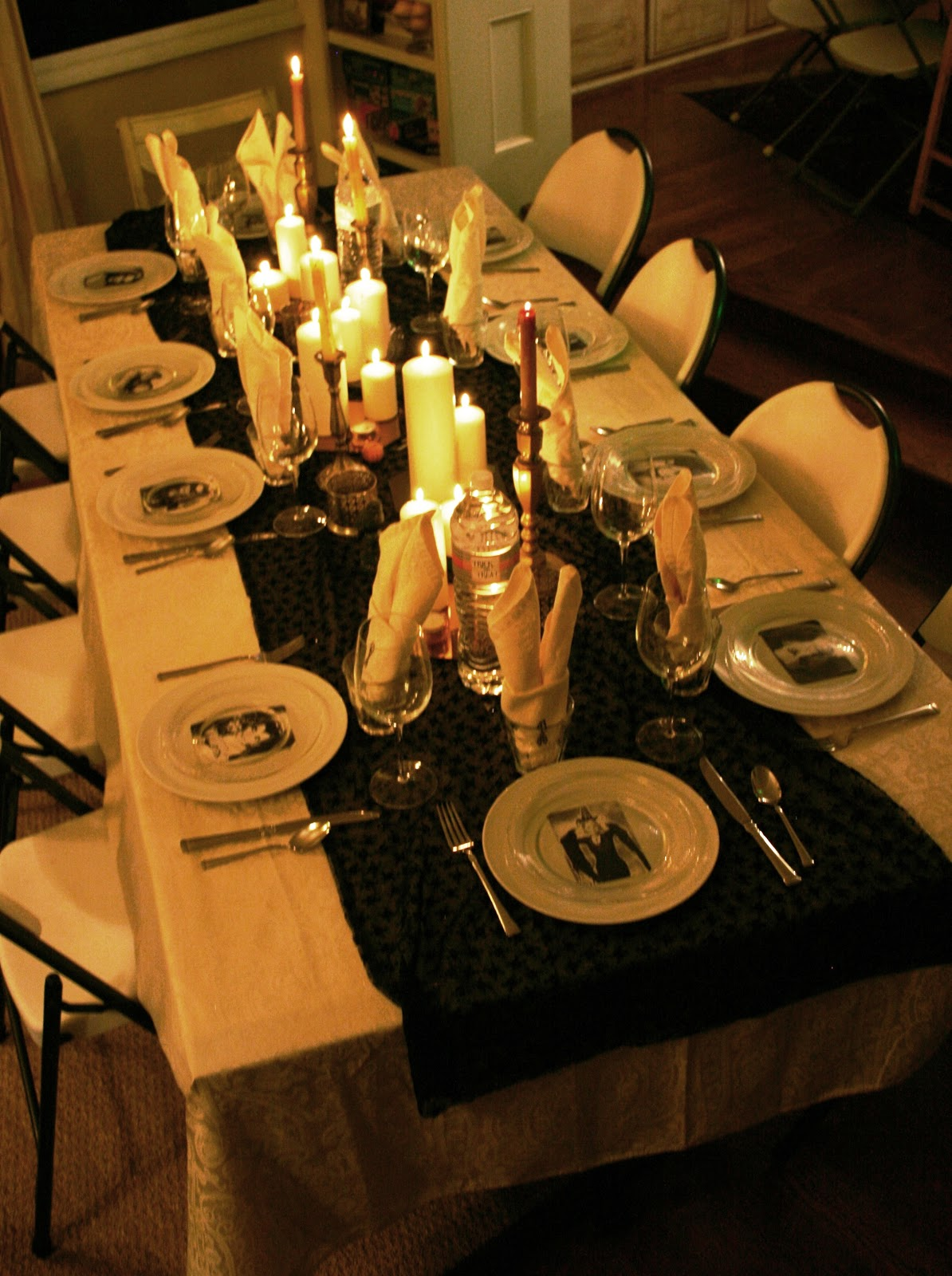 Halloween Dinner Party Ideas.Ciao Newport Beach My Halloween Dinner Party Preview