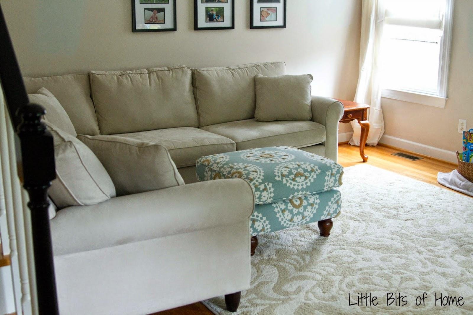 Living Room Makeover: Furniture Edition