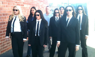 Lady Reservoir Dogs