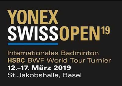 YONEX Swiss Open 2019