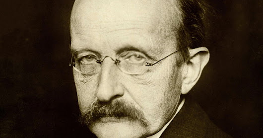 Max Planck on God, Science, and Religion
