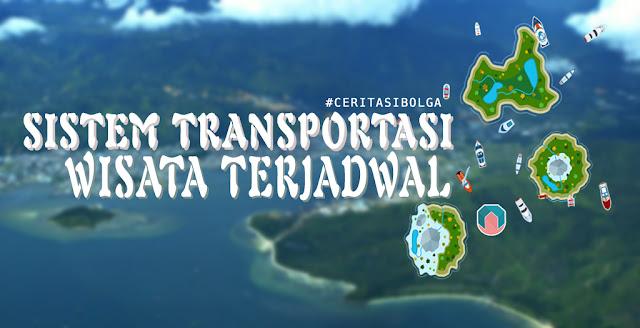 Transportasi Wisata Sibolga dan Tapanuli tengah