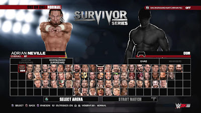 WWE 2K15 Torrent Download