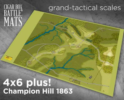 The Battle of Champion Hill – ADF – 4X6 Plus #220
