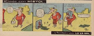 Ríase con Mistol... Y También con Lavacolor, Parque nº 113