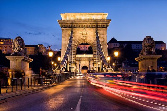 Passeios em Budapeste, Hungria