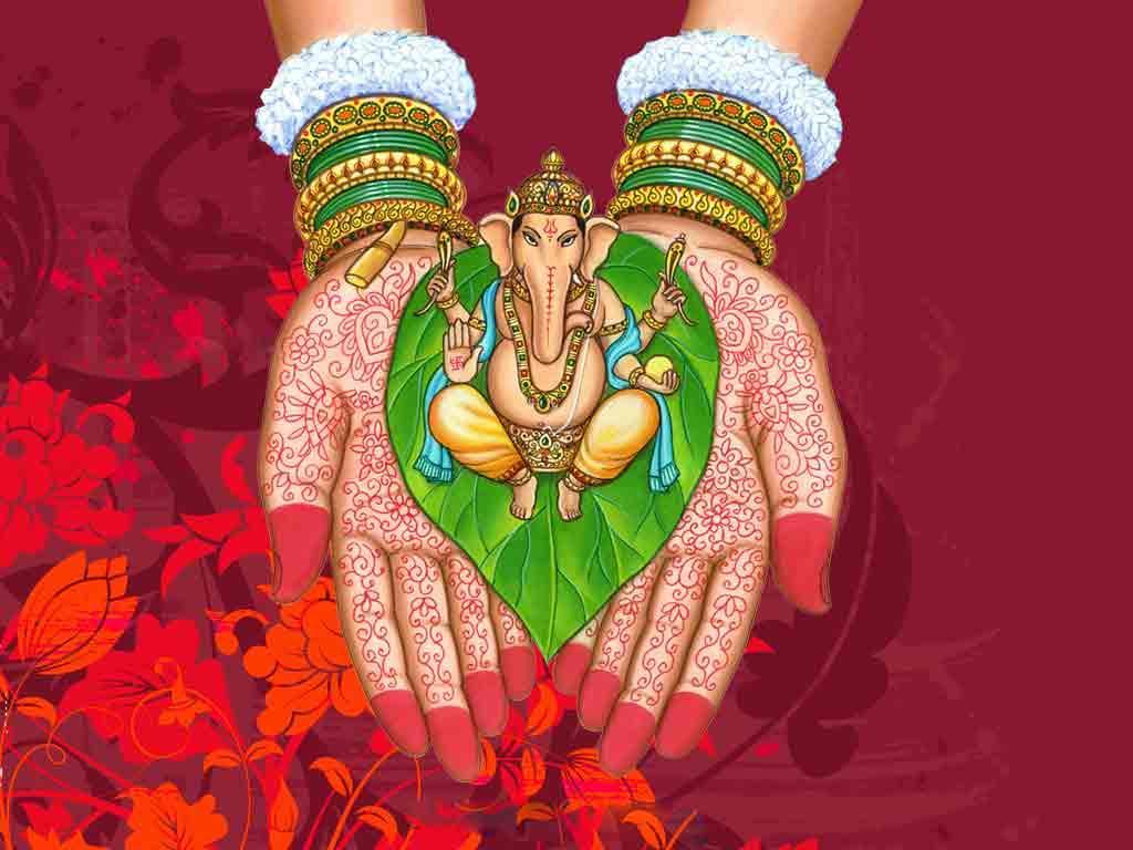 Ganesha: Ganesh Wallpaper Blog: Story Of Ganesha And Visualization