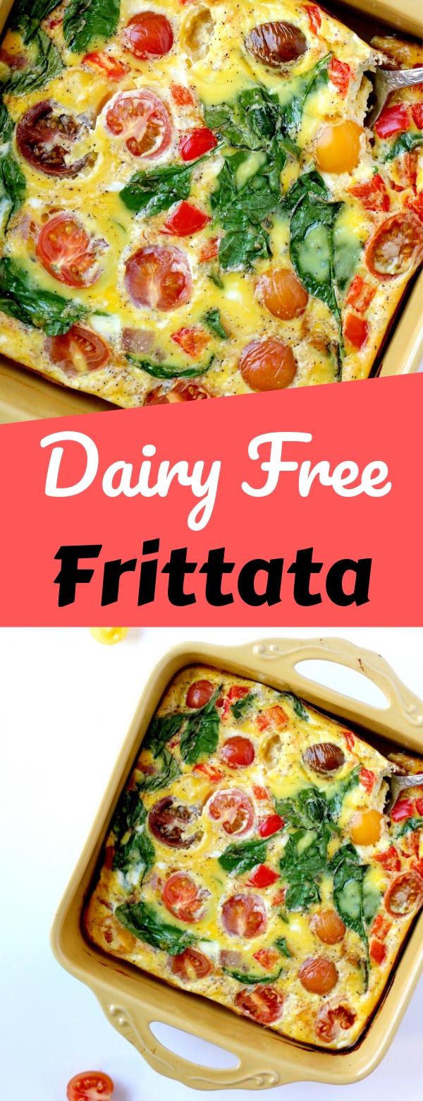 Dairy Free Frittata #frittata #paleo